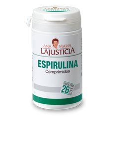 Ana Maria Lajusticia Espirulina 160 comprimidos