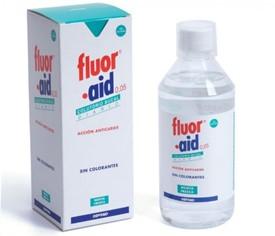Fluor aid Colutorio Diario 500 ml