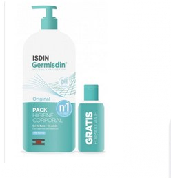 Germisdin higiene Corporal 1000 ml +100ml