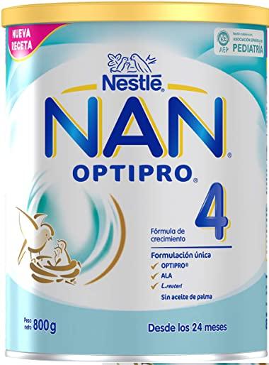 Nan Optipro 4 800 gramos