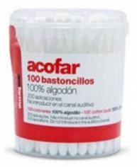 Acofar Bastoncillos 100 unidades