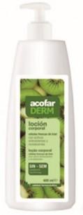 Acofarderm Locion Corporal Kiwi 400 ml