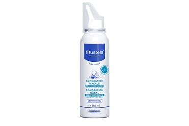 Mustela Spray Hipertónico Congestion Nasal 150 ml
