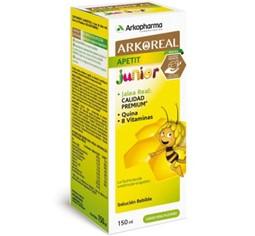 Arkoreal Jarabe Apetit Sabor Pera Platano 150 ml