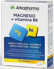 Arkovital Magnesio Vit b6 30 Arkocapsulas