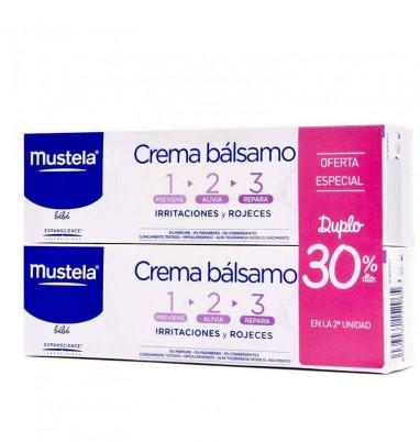 Mustela Crema Balsamo Duplo 200 ml