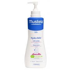 Mustela Hydra Bebe Cuerpo 400 ml