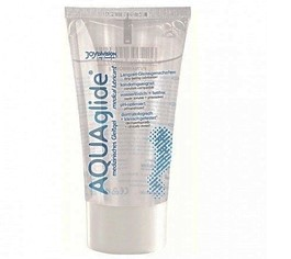Aquaglide Lubricante Vaginal Anal Oral 50ml Mini