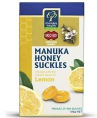 Manuka Health Caramelos Miel Manuka Limon Mgo 400 65g