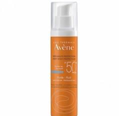 Avene Solar SPF50 Fluido Sin Perfume 50ml