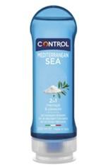 Control Gel Masaje Lubricante Mediterranean Sea 200 ml