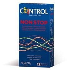 Control Preservativos Non stop 12 unidades