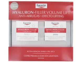 Eucerin Cofre Volume Filler Crema Piel Seca Dia 50ml + Crema Noche 50ml