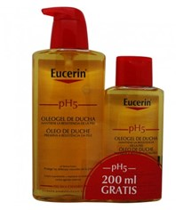 Eucerin Ph5 Oleogel 400 ml Regalo 200 ml