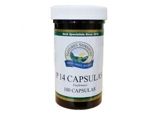Ginawa 14 Capsulas