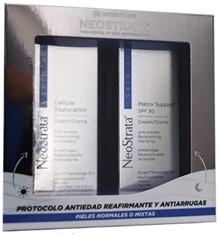 Neostrata Pack Skin Active Crema Cellular 50g + Crema Matrix 50g
