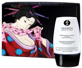 Shunga Lluvia de Amor Crema Estimulante del Punto G