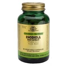 Solgar Rhodiola Root Extract 60 Capsulas Vegetales