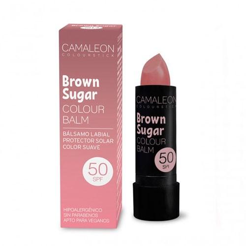 Camaleon Coulor Balm Brown Sugar Spf50