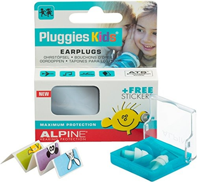 Alpine Pluggies kids Tapones Oido