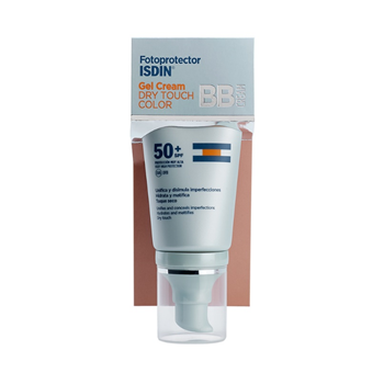 Fotoprotector Gel Cream Dry Touch Color 50+