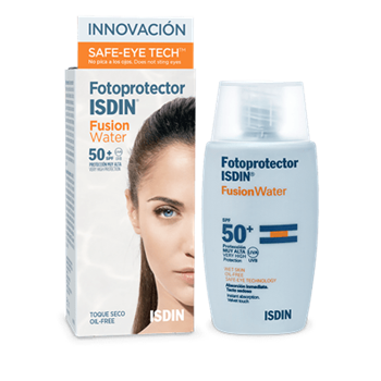 Fotoprotector Isdin 50 Fusion Water 50 ml