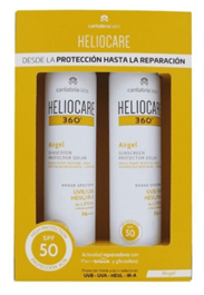 Heliocare 360 Airgel Spray Duplo 2x200ml