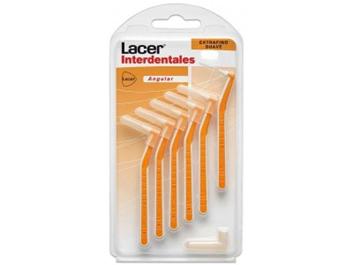 Lacer Interdental Angular Extrafino suave 6 unidades