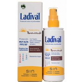 Ladival 50 Bronceado Spray 150 ml