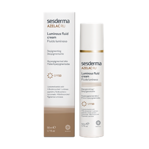 Sesderma Azelac Ru Gel Crema 50 ml Fluido Luminoso Spf50 50 ml