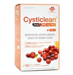 Cysticlean Forte 240 mg 60 Capsulas