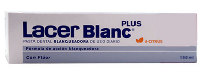 Lacer Blanc Plus Pasta Citrus 125 ml