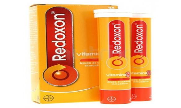 Redoxon Vitamina C Naranja 30 comprimidos