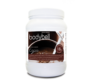 Bodybell Bote Cacao 450 g