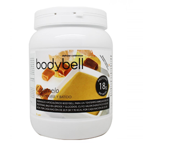 Bodybell Bote Caramelo 450 g