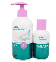 Germisdin Higiene Intima 250 ml Gratis 100 ml