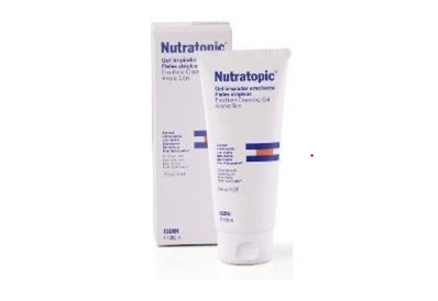 Nutratopic Gel limpiador Isdin 200 ml