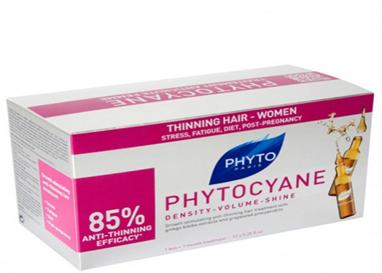 Phyto Phytocyane Anticaída 12 Ampollas