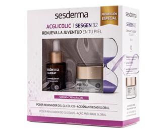 Sesderma Acglicolic Serum 30 ml Sesgen 32 Crema 50 ml