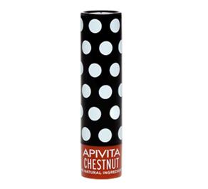 Apivita Balsamo Labial Castaña 4 g