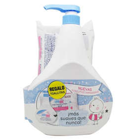 Baby Sebamed Baño Espuma 1000 ml Regalo