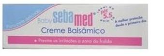 Baby Sebamed Crema Balsamica 50 ml