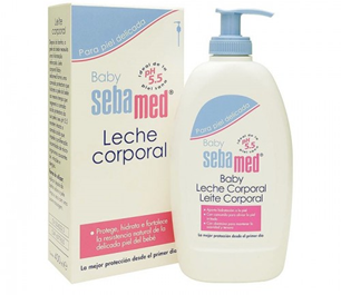 Baby Sebamed Leche Corporal 200 ml