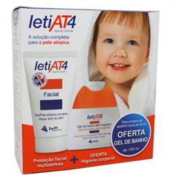Leti At4 Crema facial 50 ml Promocion