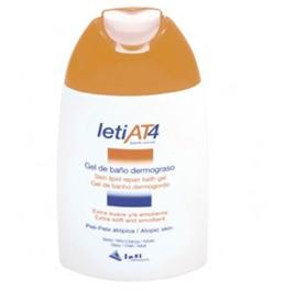 Leti At4 Gel Dermograso 200 ml