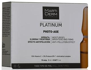 Martiderm Photo Age 30 Ampollas