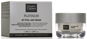 Martiderm Vital Age Crema Piel Normal Mixta 50 ml