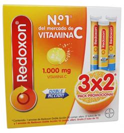 Redoxon Doble Accion 30 comprimidos Regalo Promocion