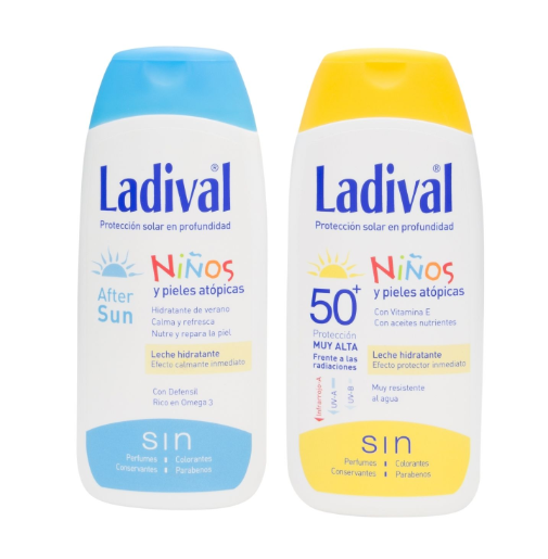 Ladival Niños 50 Crema 200 ml After Sun