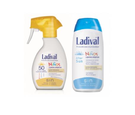 Ladival Niños 50 Spray 200 ml After Sun